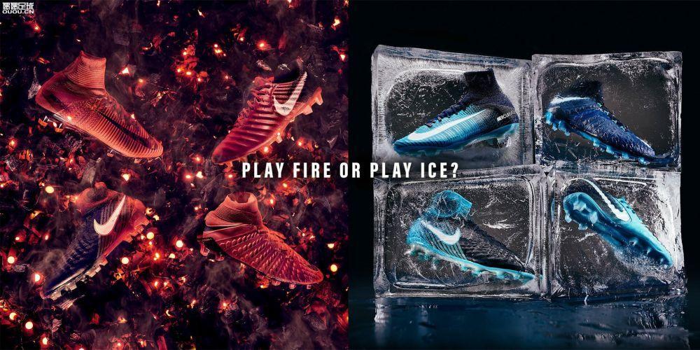 冰与火之歌 耐克新配色集中爆发