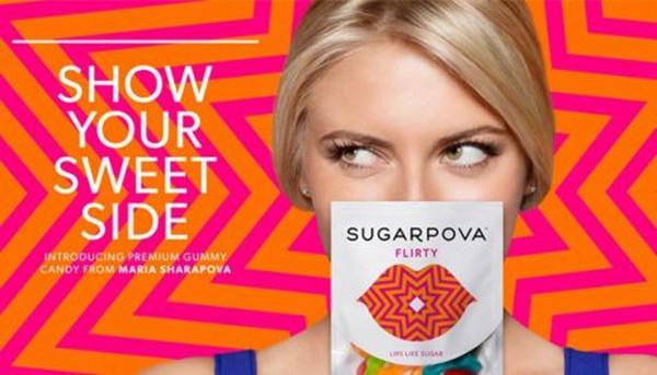 网坛第一美女莎拉波娃将参加双11晚会 是来卖糖果还是卖糖果呢?
