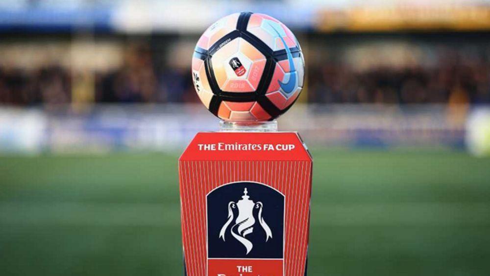足总杯次轮抽签结果出炉,英超球队第三轮亮相