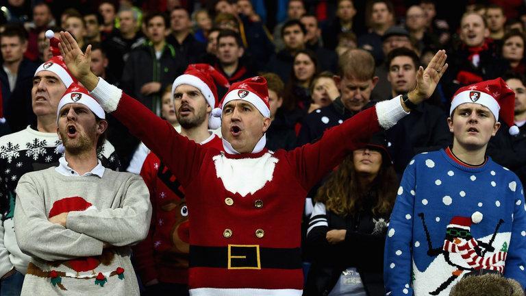 英超圣诞赛程大科普!数据回顾争冠保级球队的厮杀