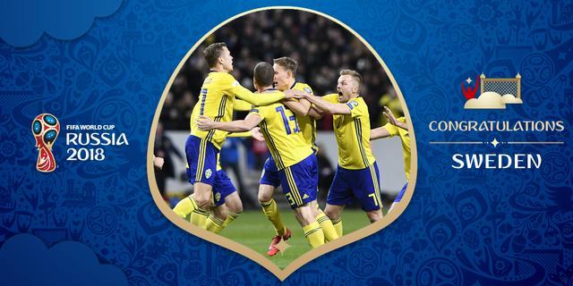 没有伊布的瑞典这么强?连续锤翻荷兰意大利 震惊全世界!