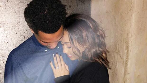 库里妹妹接受求婚 未婚夫竟是NBA落选秀 这回可以进勇士了吧?