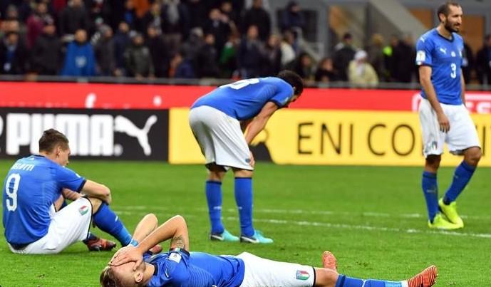 从拥有一切到走向幻灭——意大利足球的死与生