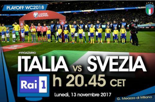 世预赛-意大利vs瑞典首发:若日尼奥出战