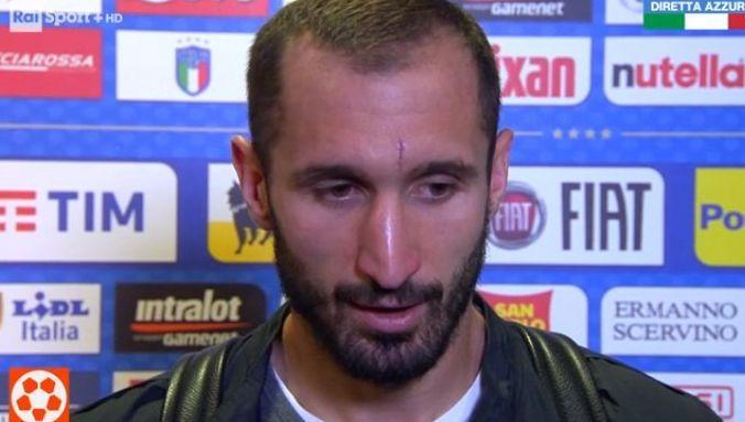 意媒:基耶利尼将退出意大利国家队
