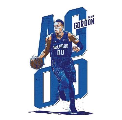 阿隆-戈登表态愿意参加2018年扣篮大赛