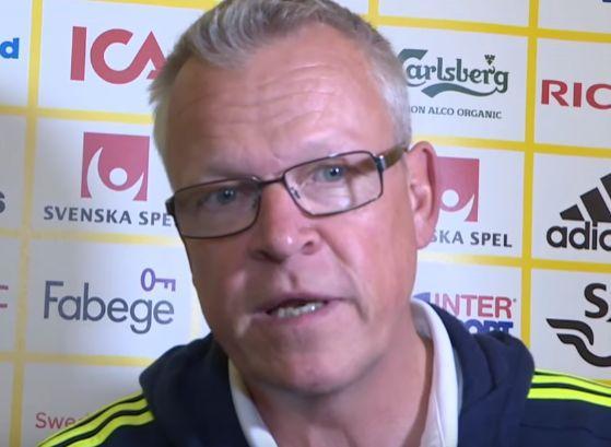 瑞典主帅:对谈论伊布的话题感到不可思议