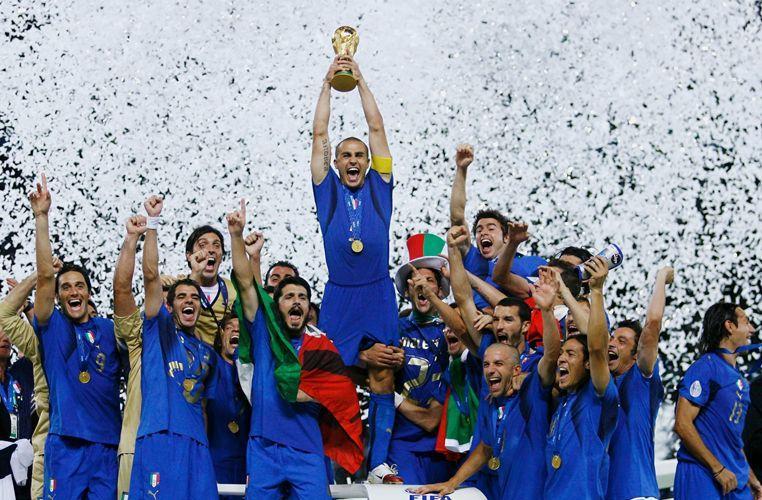 落幕!意大利06世界杯冠军成员全部告别国家队