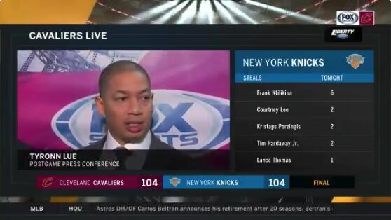 卢:第二阵容打得很出色 这是属于全队的胜利