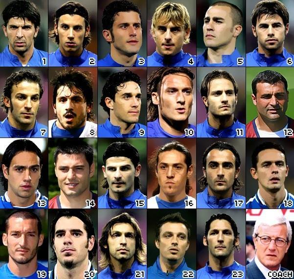 回忆是苦涩的!回顾十二年里意大利的世界杯旅程