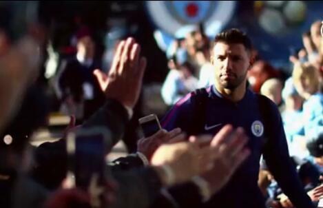 阿圭罗专访:足球生活每天在改变 不变的是我渴望踢球