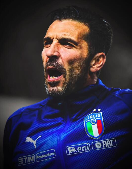 始于世预赛,终于世预赛,布冯与意大利的宿命轮回