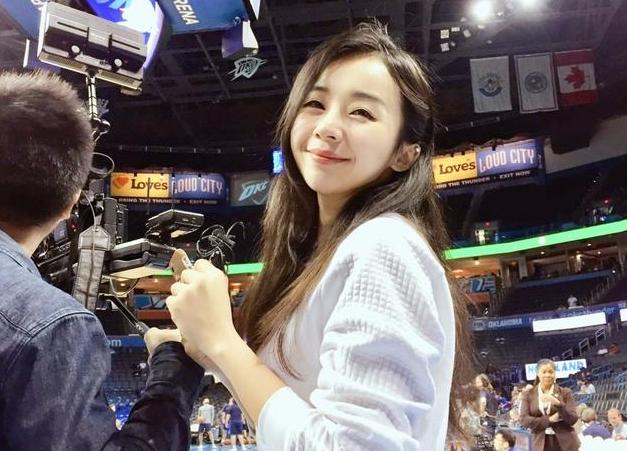 三大NBA女主播,小姨妈、刘语熙已离开,唯有1米8的她还在坚持