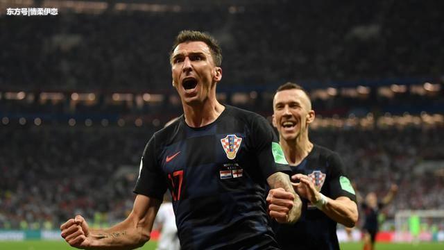 3次落后,3次扳平,克罗地亚才是钢铁意志的最佳代表