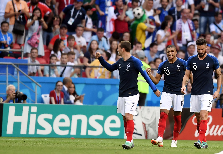 国足实力最强?法国克罗地亚争夺大力神杯 他们都曾败在国足手上