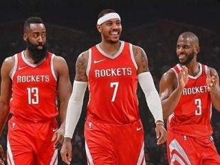 """NBA火箭""""死亡五防""""出炉! 网友: 够詹姆斯和库里喝一壶的"""