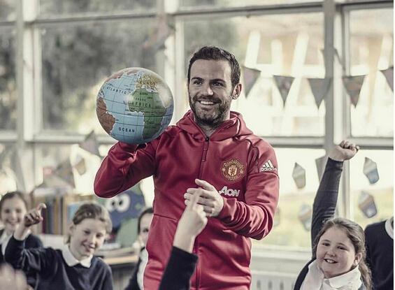 马塔:每支球队都想击败皇马 希望足球产生世界影响