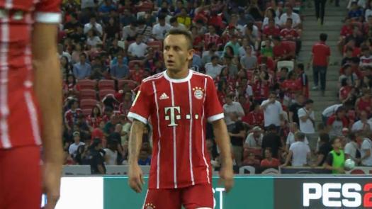 经纪人:拉菲尼亚想离队,但拜仁还没找到合适替代者