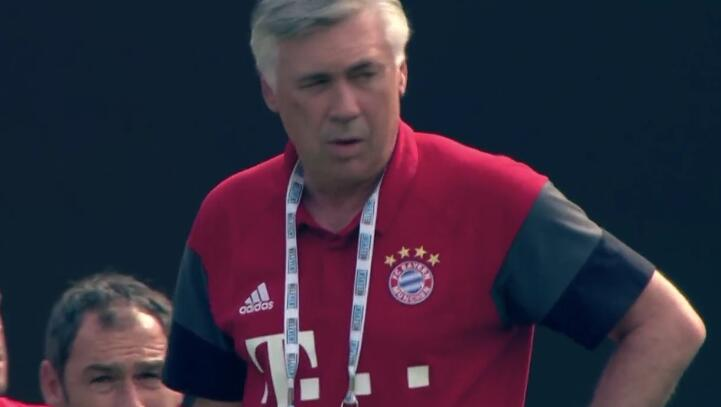 巴斯勒:安切洛蒂可能会在冬季离开拜仁