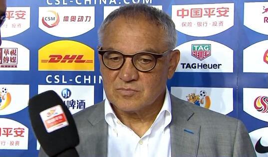 马加特:下赛季着力解决进攻问题 战胜恒大带来信心