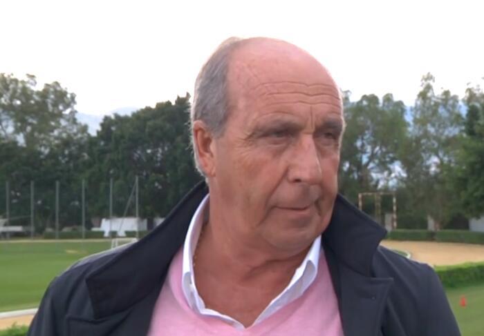 天空体育:文图拉曾在首回合负于瑞典赛后威胁要辞职