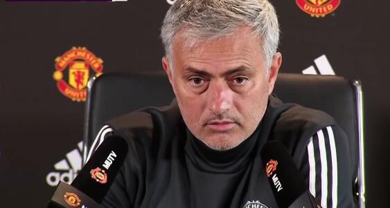 穆帅:想用4-0换取4场1-0,满意曼联取得的积分