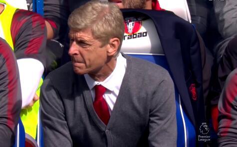 温格:阿森纳保持住了团结 依然对足球充满动力