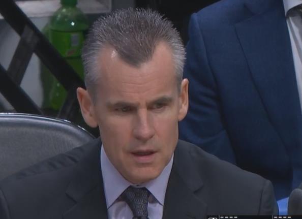 多诺万:不希望看到球员在高对抗强度下、低命中率区多次投篮